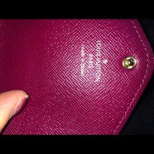 Louis Vuitton Bags - Auth LV Josephine Wallet